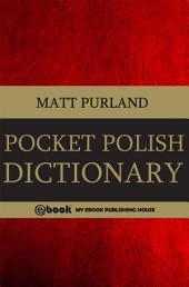 Pocket Polish Dictionary