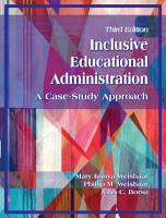 Inclusive Educational Administration PDF