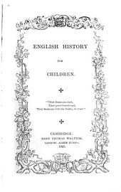 English History for Children