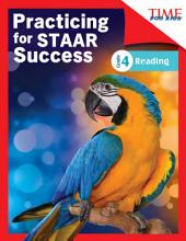 TIME FOR KIDS® Practicing for STAAR Success: Reading: Grade 4