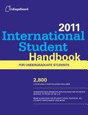 International Student Handbook 2011 PDF