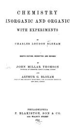 Chemistry, Inorganic and Organic, with Experiments