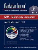 Manhattan Review GMAT Math Study Companion  5th Edition  PDF