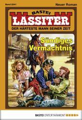 Lassiter - Folge 2241: Sündiges Vermächtnis
