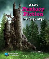 Write Fantasy Fiction in 5 Simple Steps PDF