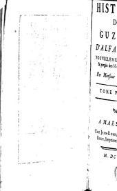 Histoire de Guzman D'Alfarache: Volume1