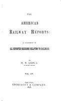 The American Railway Report PDF