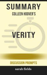 Summary: Colleen Hoover''s Verity