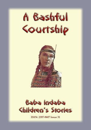 A Bashful Courtship Cover