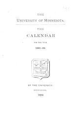 U of M Calendar