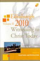 Witnessing to Christ Today PDF