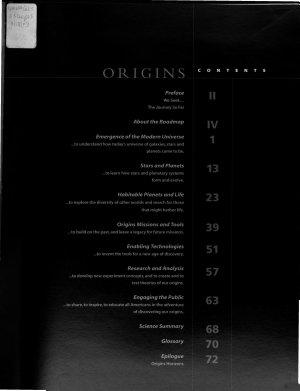 Origins 2003