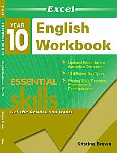 Excel Essential Skills English Workbook PDF