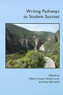 Writing Pathways to Student Success PDF
