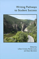 Writing Pathways to Student Success Book