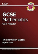 Gcse Ocr Modular Maths Revision Guide PDF