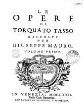 Opere. Raccolta per Giuseppe Mauro