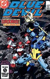 Blue Devil (1984-) #2