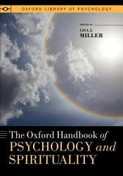 The Oxford Handbook of Psychology and Spirituality PDF