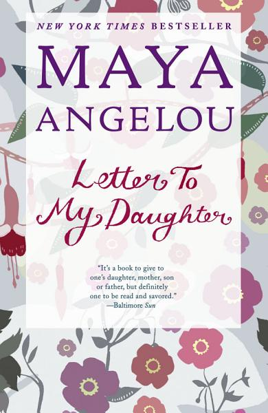 Download Letter to My Daughter Book