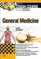 Crash Course General Medicine   E Book PDF