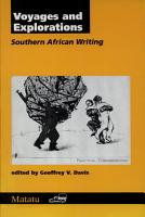 Southern African Writing PDF
