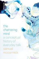 The Chattering Mind PDF