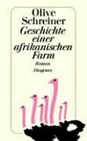 Geschichte einer afrikanischen Farm PDF