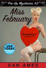 Miss February (Pin-Up Mystery #2)