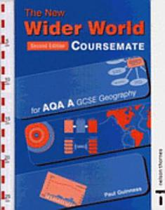 Coursemate for AQA A GCSE Geography PDF