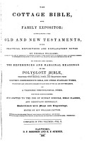 The Cottage Bible and Family Expositor PDF
