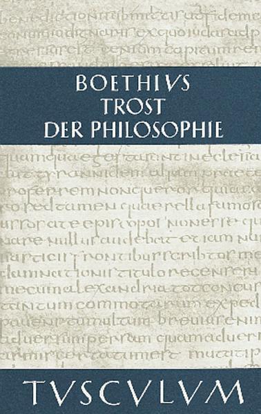 Consolatio Philosophiae