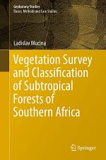 Vegetation Survey and Classification of Subtropical Forests of Southern Africa