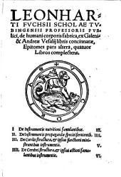 De humani corporis fabrica: ex Galeni & Andreae Vesalij libris concinnatae, Epitomes pars ..., duos, unum de ossibus, alterum de musculis, libros complectens, Volume 2