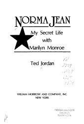 Norma Jean PDF