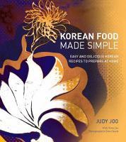 Korean Food Made Simple PDF