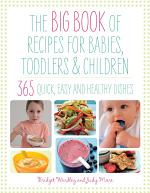 The Big Book of Recipes for Babies and Toddlers