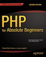 PHP for Absolute Beginners PDF