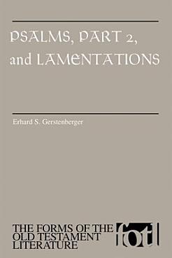 Psalms  Part 2  and Lamentations PDF