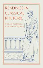 Readings in Classical Rhetoric
