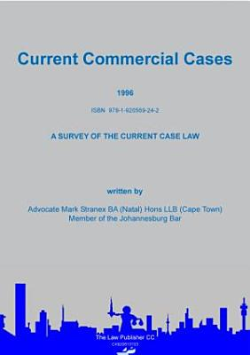 Current Commercial Cases 1996 PDF