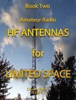 Amateur Radio HF Antennas PDF