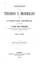 Coleccion de trozos y modelos: Volúmenes 1-2