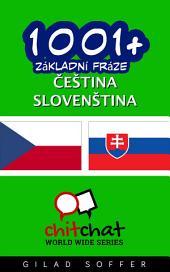 1001+ Základní Fráze Čeština - Slovenština