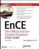 EnCase Computer Forensics, includes DVD
