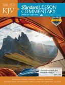KJV Standard Lesson Commentary r  Deluxe Edition 2021 2022