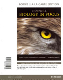 Campbell Biology in Focus, Books a la Carte Edition & Modified Masteringbiology with Pearson Etext -- Valuepack Access Card Package