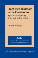 From the Classroom to the Courtroom PDF