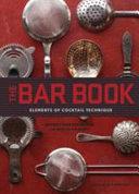 The Bar Book Book PDF