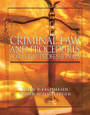 Criminal Law and Procedure for Legal Professionals PDF
